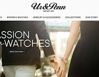 Ur & Penn Designer Watches