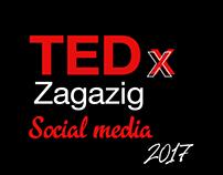TEDx Zagazig Social Media 2017