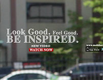 BE INSPIRED. Look Good. Feel Good.