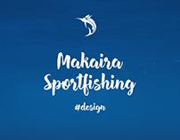 Makaira Sportfishing, website