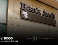 Bank Audi - Radio Campaign
