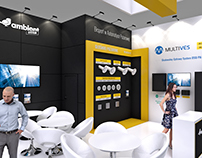 Ambient System exhibition stand