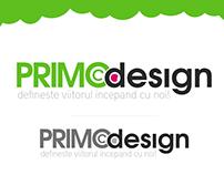 Primo Design Logo