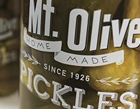 Mt. Olive Rebrand