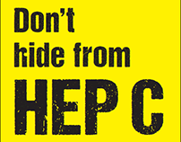 Don't hide from HEP C