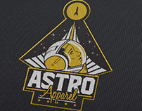 Astro Apparel Graphic Patch