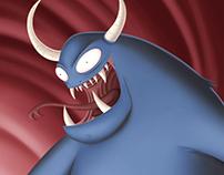 Monsters (Digital Painting)