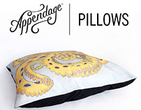 Appendage Pillows
