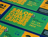 Salon Plein Air Chasse Pêche Camping - 2018