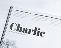 Charlie 16th Mono ORD Magazine