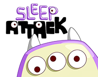 Sleep Attack - Bad Seed - (Mobile Videogame)