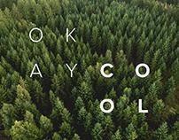 OkayCool – Brand Identity