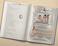 Event Program for Dance School