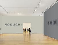 Isamu Noguchi @ MoMA | Exhibition Design