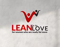 Logo Design for Lean into Love