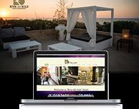 Riva del Sole Hotel -  Website Redesign 2016