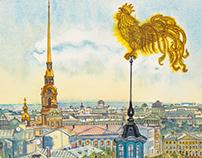 Fairy tales in St. Petersburg  (сommission work)