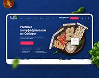 ЭкоФиш — продажа рыбных полуфабрикатов