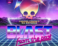 [Poster] BLAST from the past