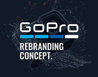 GoPro Rebranding Concept