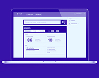 Rapid Prototyping for a CRM Web App
