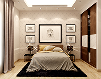 modern boy bedroom
