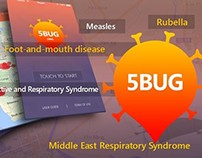 5Bug - Epidemics Statistical System