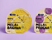 Bebecook Organic Fruit Puree Package