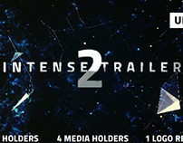 Intense Trailer 2 - After Effects Template Videohive
