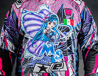 Mariposas Salvajes (Mexico) 2014/2015 jersey