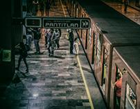 Las miradas del Metro CDMX