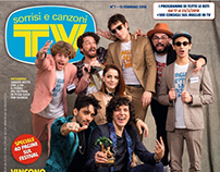 TV Sorrisi e Canzoni winners Cover
