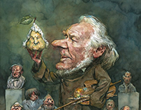Honoré Daumier et Louis Philippe
