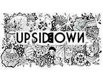 Illustration for UPSIDE DOWN SHOES