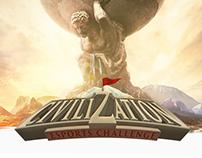 Branding: Civilization VI Esports Challenge