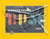 Website design BPM Cloud.by