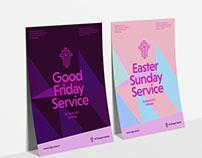 SS Gospel Centre—Brand Identity Design