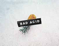 BAD ACID ALBUM COVER