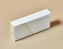 ANVI Studio   Logo & Packaging