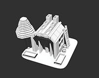 Game Asset Series Tutorial 1 - Creating a Nursery House