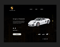 porshe website