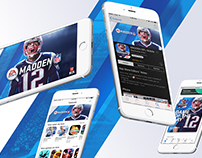 EA SPORTS MADDEN MOBILE