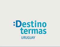 Branding Destino termas Uruguay