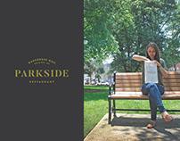 Parkside Menu
