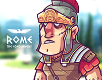 Rome the Conquerors