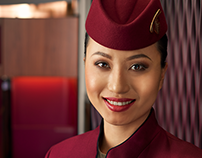 Qatar Airways CHINA A380 - RETOUCHING