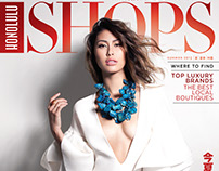 HONOLULU Shops - Summer 2013 Issue