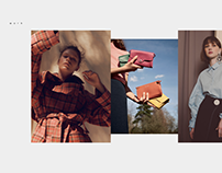 Fashion stylist based in Paris