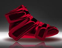 Quick Cache: Luxury Sneaker Design