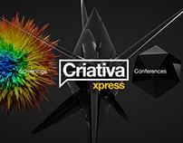 Criativa Xpress — Identity